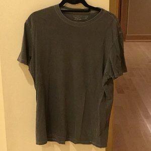 AEO large men's cotton shirt